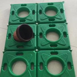 塑料浮岛生态浮岛吹塑机吹塑设备机器