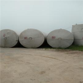 出售二手不锈钢储罐质量有保证