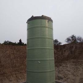 一体化预制泵站-地埋式污水预制泵站厂家