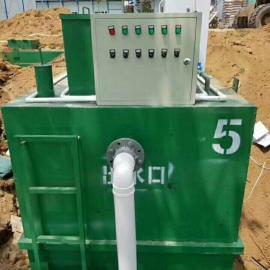 微动力地埋式生活污水处理装置