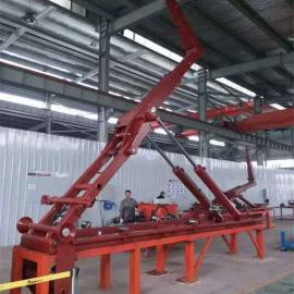 10吨拉臂式移动压缩箱 东风D9钩臂车多少钱