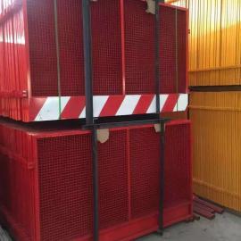 工地塔吊防护围栏 楼层楼边防护栏