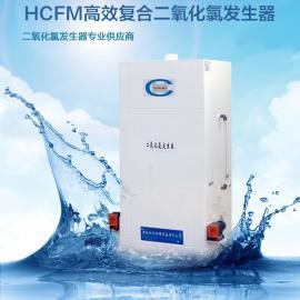 陕西二氧化氯发生器厂家/市政污水消毒设备