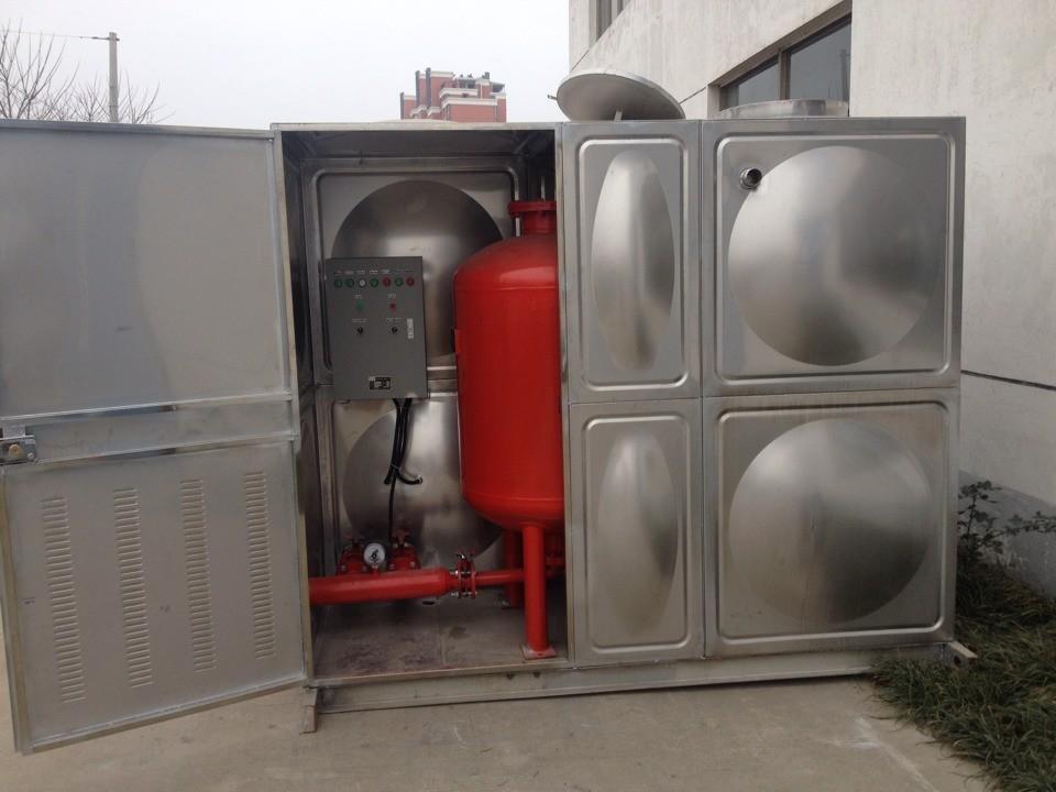 箱泵一体化图集WHDXBF-18-18/3.6-30-I