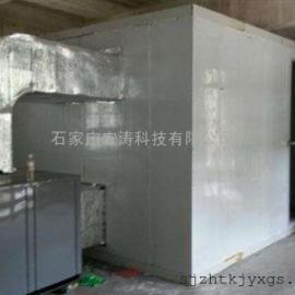 虾仁海虾烘干设备,小鱼高温热泵烘干机,淡水鱼空气能热泵