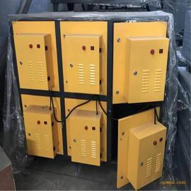 等离子空气净化器 不锈钢光氧催化设备 等离子除臭设备