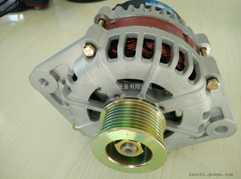 汽车发电机测试系统