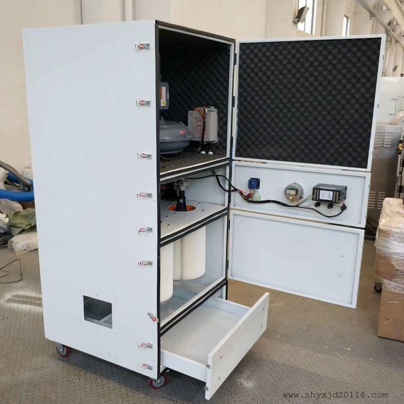 脉冲滤筒式吸尘器