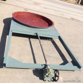 圆形插板阀厂家 穿透式插板阀型号规格 刀形闸阀 圆形螺旋插板阀