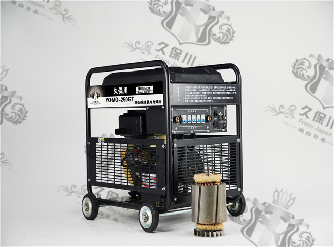 300A自发电柴油电焊机