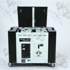 8kw静音柴油发电机