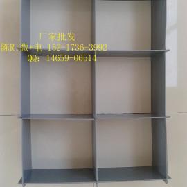 供应广州番禺 五金厂放置小零件周转pp塑料板刀卡 实心板隔板