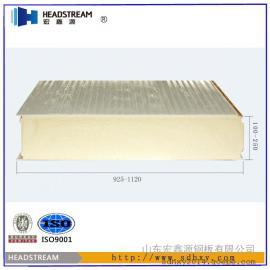 聚氨酯彩钢冷库板批发销售厂家价格报价