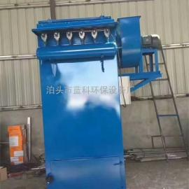 四川常年供应(体积小,大风量)HD单机袋式除尘器低价质量保证