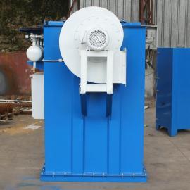 定制 脉冲除尘器 水泥罐仓顶除尘器 供应不锈钢布袋除尘环保设备