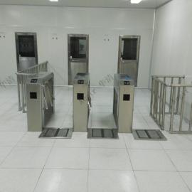 企业员工考勤防静电指纹识别智能录入ESD门禁系统