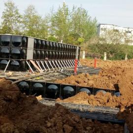 地埋式消防箱泵一体化供水设备