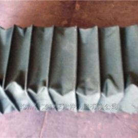 耐磨防尘输送帆布软连接非标定做