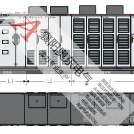 10KV高压变频调速器柜 AD-BPF500KW高压变频器详细介绍