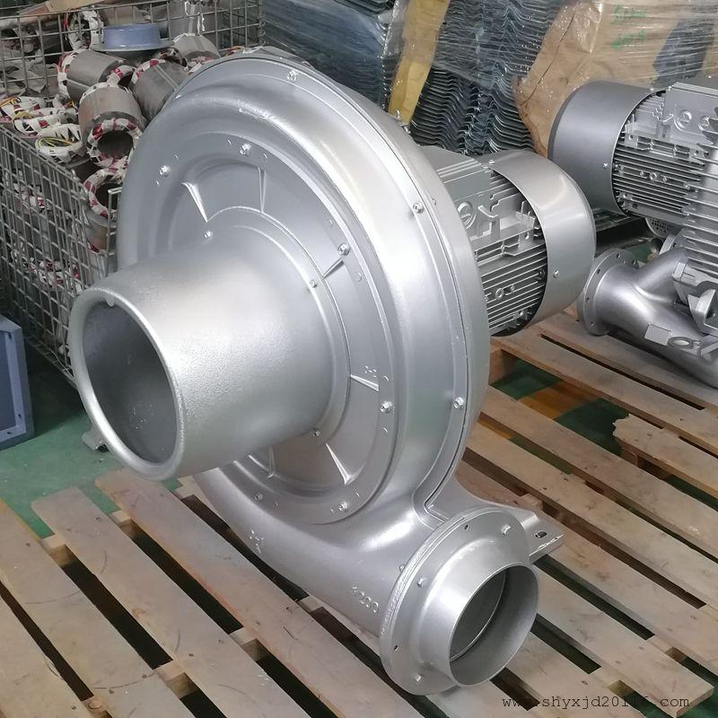 JC-4000-Q移动式磨床吸尘器