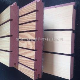 成品环保木质吸音板厂家