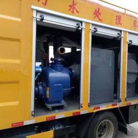 城市下水道污水净化车 污水处理车厂家