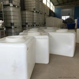 1000L耐酸碱污水周转桶运输桶IBC集装桶出口产品