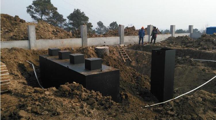 一体化污水处理装置高速公路服务区