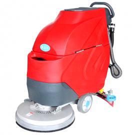 物业保洁用手推式洗地机 经济实惠高效 20寸