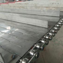 宁津县厂家供应杀菌机传送链板烘干机输送板链