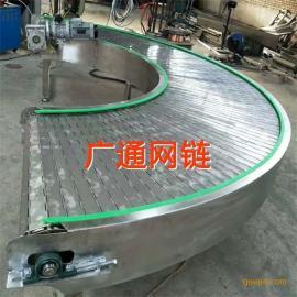 宁津县转弯机制造厂家供应食品转弯输送机过度转弯输送机