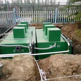 15t/d地埋式一体化污水处理设备
