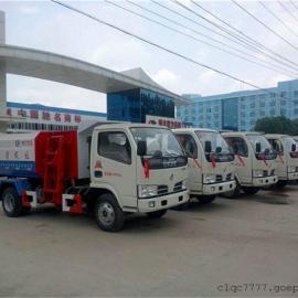 国五小型挂桶式垃圾车
