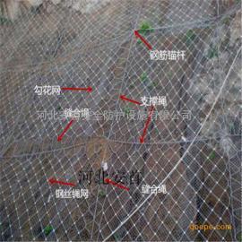 危岩主动防护网¥主动边坡防护网¥主动防护网出厂价