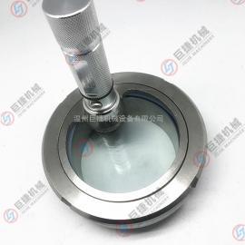 带标准电池活接视镜 一体式活接视镜 白口铁活接视镜灯 304 316L