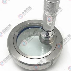 可调变焦LED视镜灯一体式液视窗活接视镜灯普通带灯电筒厂家