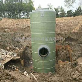 青岛一体化泵站厂家城市污水处理