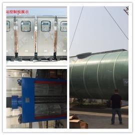 一体化预制泵站3.8*10厂家定做价格
