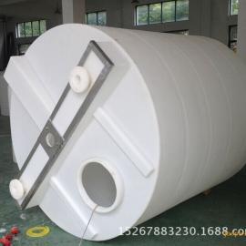 5000L塑料搅拌桶 5吨搅拌桶配电机2.2KW不锈钢搅拌机