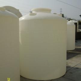 温州5吨滚塑PE水箱 5000L塑料水箱 大型塑料水桶加厚型