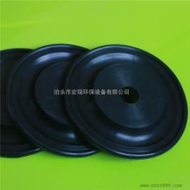 淹没式电磁脉冲阀膜片厂家 耐磨橡胶电磁阀膜片型号规格全