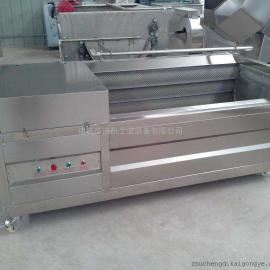 土豆毛辊清洗机去皮机