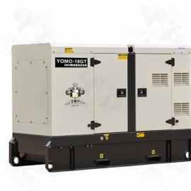 20kw静音柴油发电机多少钱一台