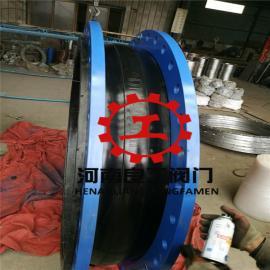 可曲挠单球橡胶接头良工制造行业领先