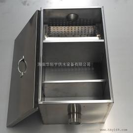 海南文昌不锈钢隔油池