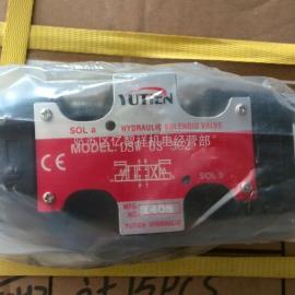 仓库YUTIEN低噪音电磁引导式溢流阀SBSG-06-1P-3-A2