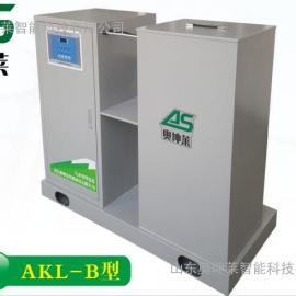 奥坤莱医疗机构污水处理设备高性能高效率