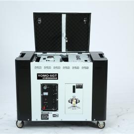 5千瓦�o音柴油�l��C�⒖�r格