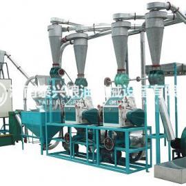 小麦面粉加工机械磨面机