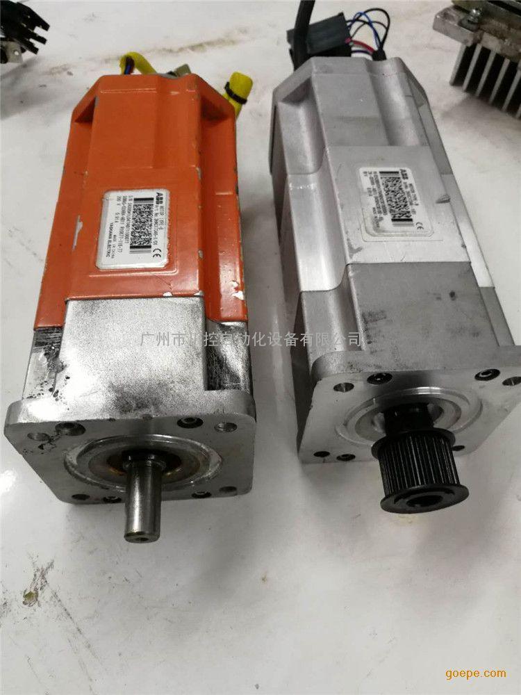 维修ABB机器人伺服电机_ABB机器人马达刹车坏维修3HAC17484-6